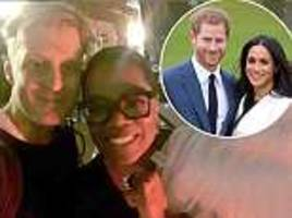 Oprah Winfrey hints that she may be attending the Royal Wedding