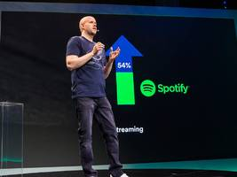 youtube's lyor cohen says to forget about youtube's rocky past with the music industry because the real threat is spotify and apple (goog, googl)
