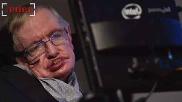 were you born in 2038? you can come to stephen hawking's memorial service