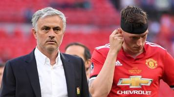FA Cup final: Chelsea didn't deserve win, says Manchester United boss Jose Mourinho