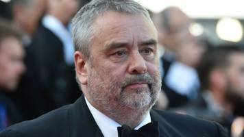 Luc Besson: French film director accused of rape