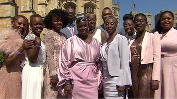Royal Wedding 2018: How black culture featured