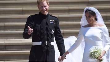 royal wedding 2018: highlights from harry and meghan's wedding