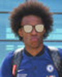 Chelsea EXCLUSIVE: Willian to Man Utd transfer 'won't be a focus' during FA Cup final
