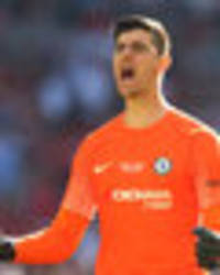 chelsea star thibaut courtois sends man utd and man city transfer ultimatum to board