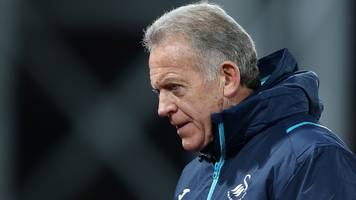 swansea city could lose 10-plus players after relegation - alan curtis