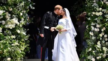 Prince Harry And Meghan Markle's Royal Wedding Broke With Tradition