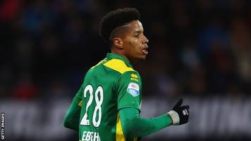 Nigeria defender Ebuehi joins Benfica on five-year deal