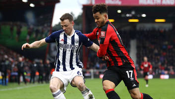leicester hit bizarre stumbling block in bid to sign west brom defender jonny evans