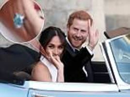 Inside Harry and Meghan's lavish evening wedding reception hosted by Prince Charles