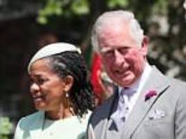 prince charles's emotional wedding reception speech about changing harry's nappies