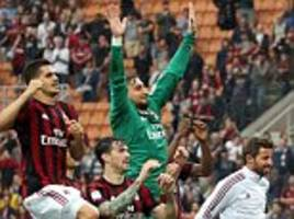Gennaro Gattuso guides AC Milan into Europa League group stages after they beat Fiorentina