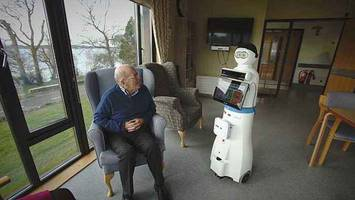 The Robots Are Coming.. to Retirement Homes?