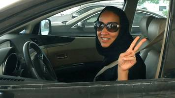 Saudi Arabia women's driving activists 'targeted in smear campaign'