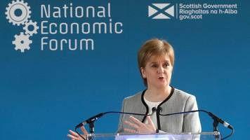 Sturgeon: Growth commission will 'restart' independence debate