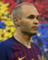 Barcelona transfer news: Man City boss Pep Guardiola urged to sign Andres Iniesta - report