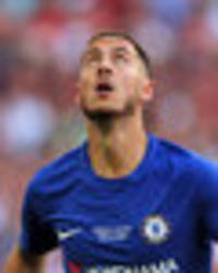chelsea news: real madrid 'want eden hazard signed' before champions league final