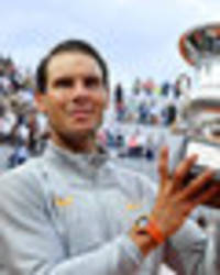 Rafael Nadal reveals SECRET to Italian Open final victory against Alexander Zverev