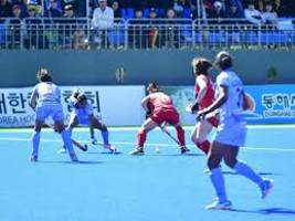 indian women's hockey team fail to defend its crown at 5th asian champions trophy