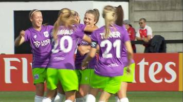 wsl1: watch some of the best goals from the 2017-18 season