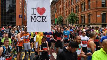 manchester arena attack: minute's silence to be held at run