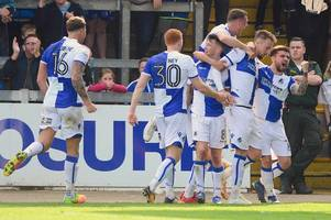 sign dom telford, add quality and keep hold of liam sercombe - what bristol rovers must do this summer