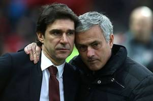 jose mourinho not believed to be targeting nottingham forest boss aitor karanka to be new manchester united no.2