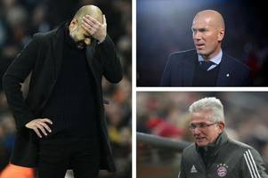 Manchester City have bid rejected for European star and face three-way battle with Bayern Munich and Real Madrid for winger, Chelsea eye up move for Manchester United man, Leicester City's Jamie Vardy set for shock move, Rangers manager Steven Gerrard to