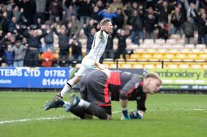 former port vale loan player ben whitfield offered new bournemouth deal