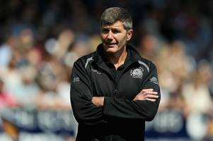 everything rob baxter said after exeter chiefs booked their place at twickenham with a thumping win over newcastle falcons