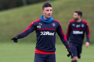 rangers fans react over claim michael o'halloran sat in celtic end during scottish cup final