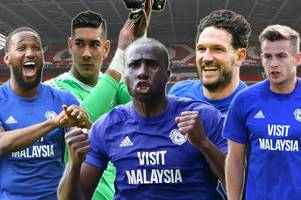 how much every cardiff city player is now worth after bluebirds' promotion to the premier league