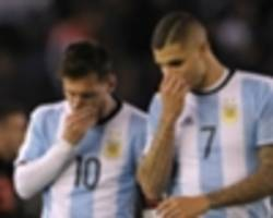no icardi, half-fit aguero and off-colour higuain: sampaoli has got argentina's world cup front line all wrong