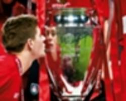 'seize the moment!' - gerrard sends special message to liverpool squad ahead of madrid clash