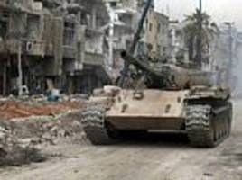 Syria takes complete control of Damascus for first time in six years