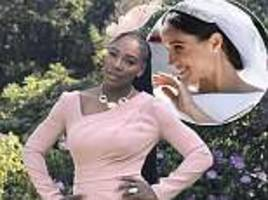 serena williams thrashes royal wedding guests at game of beer pong