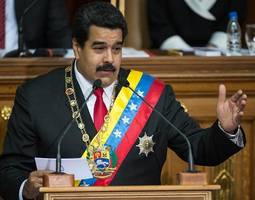 Venezuela's leftist leader Nicolas Maduro re-elected for another 6 year