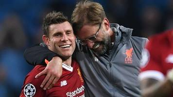 liverpool must be brave to match real experience - klopp