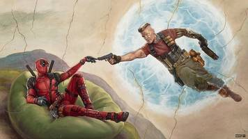 'Deadpool 2' Kicks 'Infinity War' Out Of Top Spot With $125M Debut
