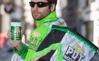 pot noodle is trialling a fast delivery service for office workers