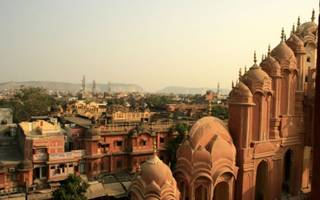 the grown up guide to india's golden triangle