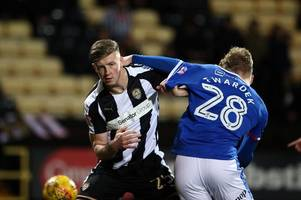 Brighton defender Ben Hall grateful to Notts County as he finishes loan spell at Meadow Lane