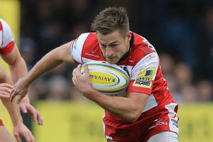 gloucester rugby trio named in eddie jones' 35 man training squad for quilter cup against the barbarians at twickenham