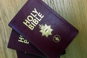 Police and crime commissioner defend distribution of 1,000 bibles after secularists call it 'religious favouritism'