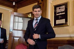 how many signings does steven gerrard need to make at rangers? monday jury