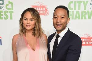 john legend rushes back to see newborn son after gig and reveals inspiration behind name