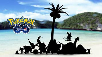 alolan pokémon are coming to pokémon go
