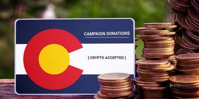 Colorado Candidates May Soon Accept Campaign Contributions In Crypto