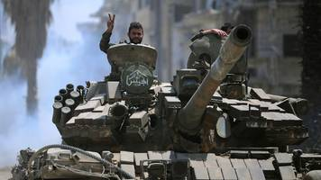 Syria war: Army takes full control of Damascus after ousting IS