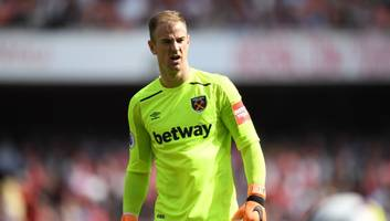 joe hart could switch premier league for mls in bid to escape man city nightmare after poor loans